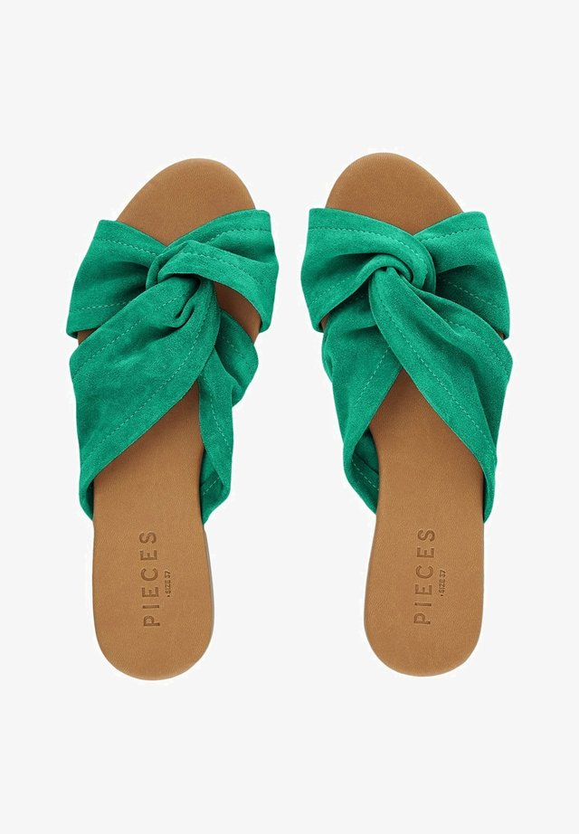 PSNELLIE - Mules - green