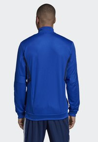adidas Performance - TIRO 19 CLIMALITE TRACKSUIT - Training jacket - blue - 1