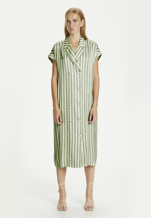 Robe chemise - seagrass