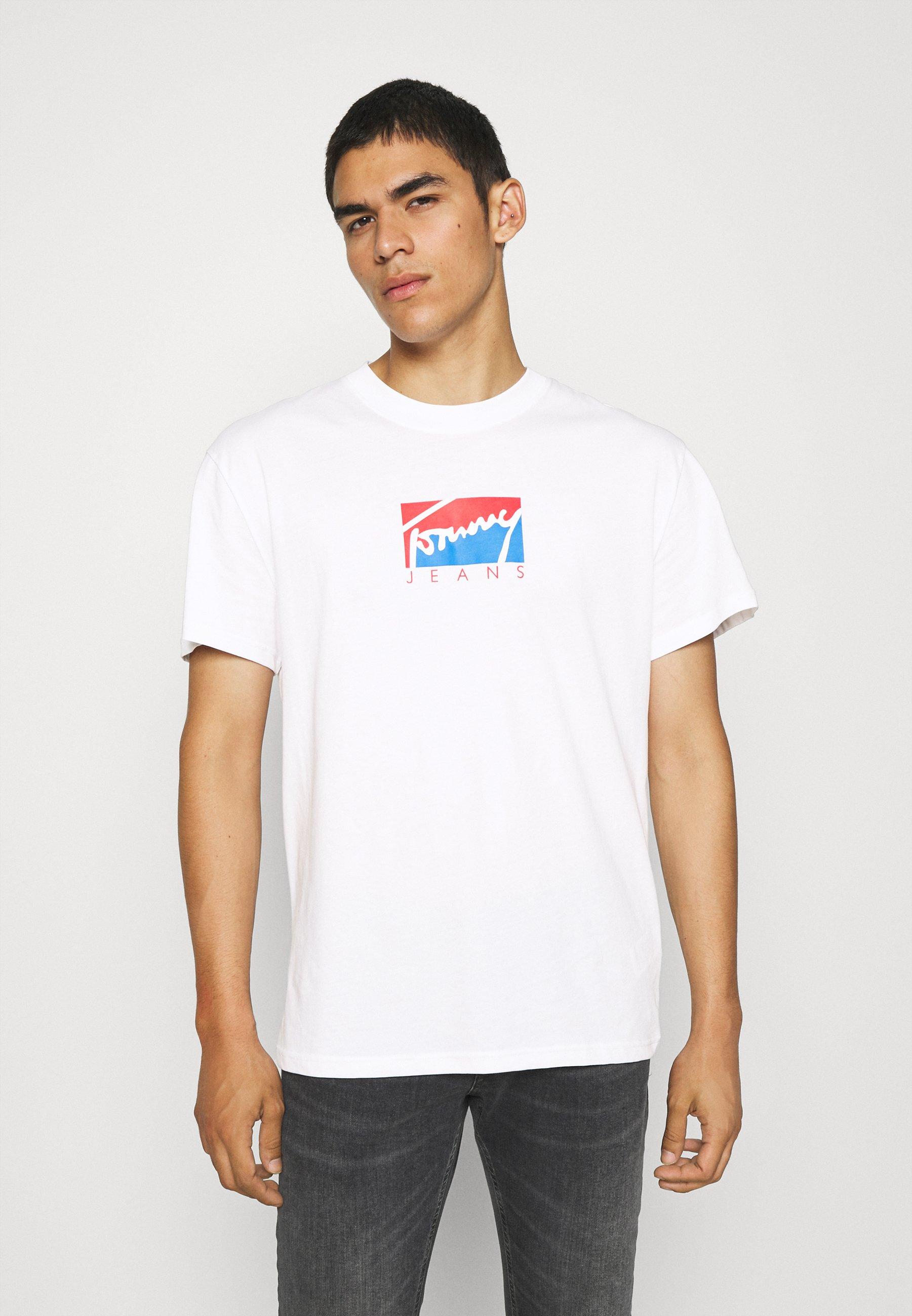 Damen BLOCK GRAPHIC TEE UNISEX - T-Shirt print