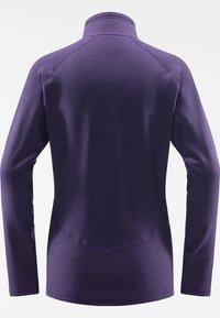 Haglöfs - HERON - Fleece jacket - purple rain - 6
