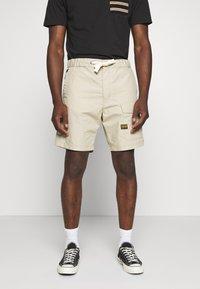 G-Star - FRONT POCKET SPORT SHORT - Shorts - khaki - 0