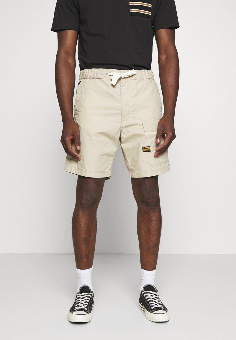 G-Star - FRONT POCKET SPORT SHORT - Shorts - khaki