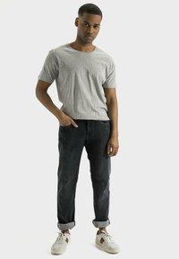 camel active - Straight leg jeans - black ink - 1