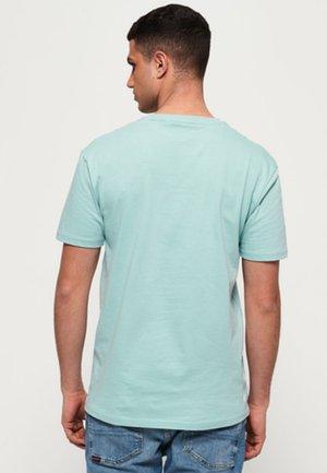 BLACK LABEL - Print T-shirt - light green