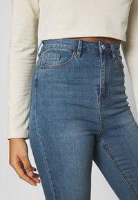 Missguided - SINNER  - Jeans Skinny - blue - 4