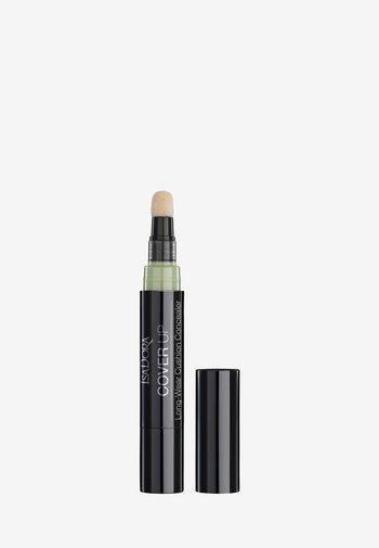 COVER UP LONG-WEAR CUSHION CONCEALER - Concealer - green anti-redness