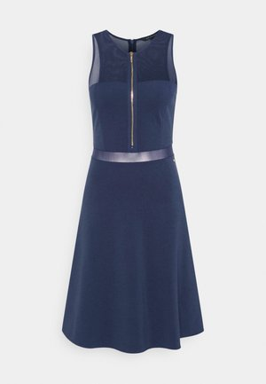 VESTITO - Shift dress - blueberry jelly