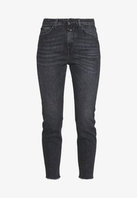 CLOSED - BAKER HIGH - Jeans Slim Fit - dark grey - 5