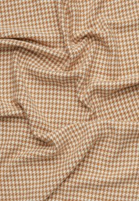 Marc O'Polo - SCARF WOVEN STRUCTURED HOUNDSTOOT - Scarf - beige - 1