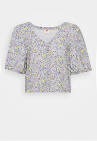 Levi's® - HOLLY BLOUSE GARDEN DITZY - Bluser - monrovia lavender / frost - 3