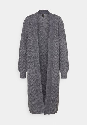 YASBETRICIA LONG CARDIGAN - Kardigan - sky captain