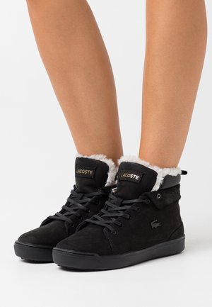 EXPLORATEUR THERM0 - High-top trainers - black