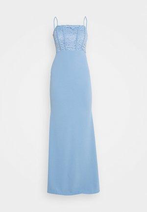 POPPY DRESS - Společenské šaty - cornflour blue