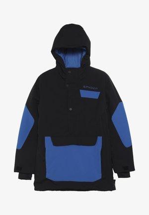 BOYS FINN - Ski jacket - black