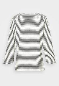 Kaffe - LIMIANA - Long sleeved top - chalk/black - 6