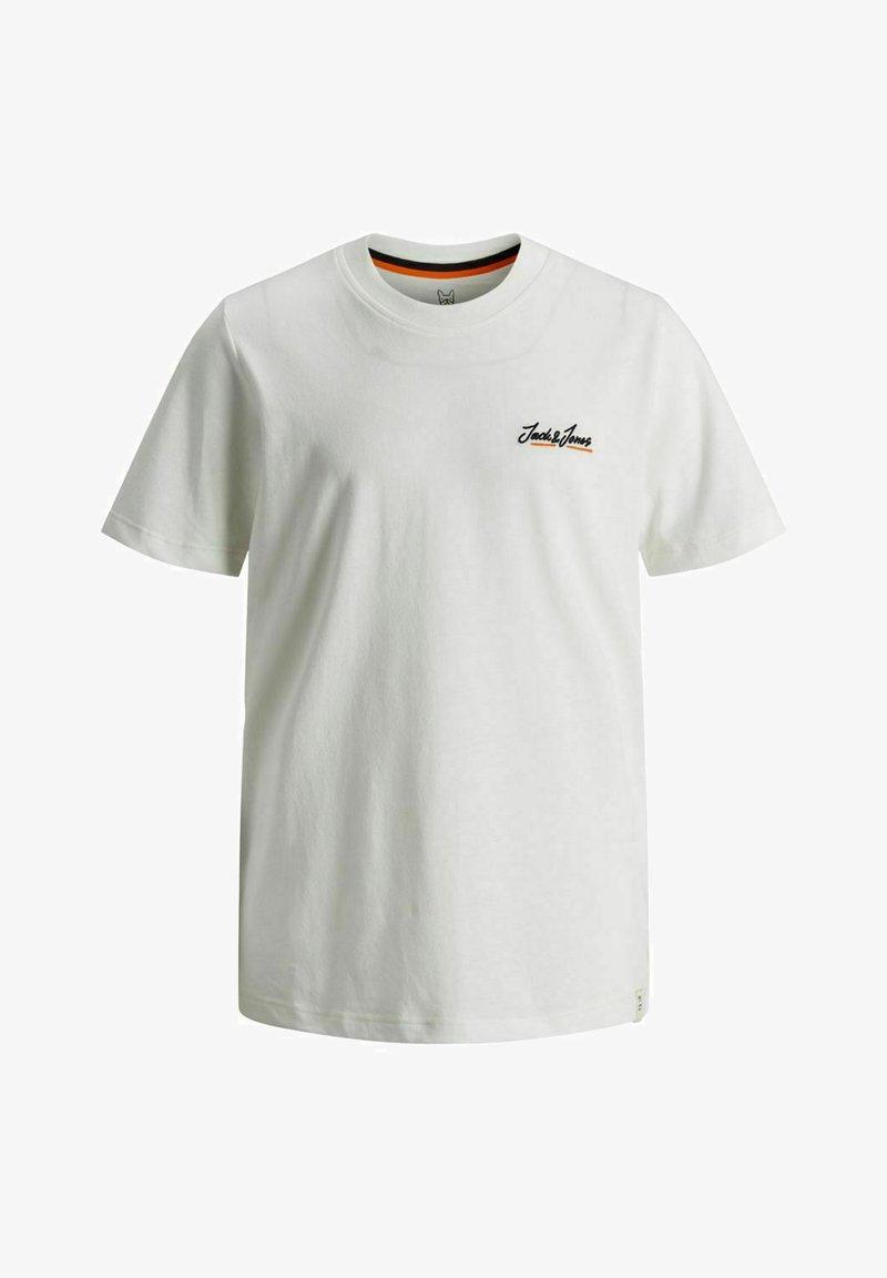 Jack & Jones Junior - Basic T-shirt - white