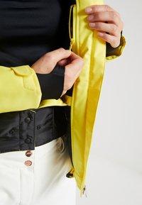 Phenix - MAIKO  - Ski jas - light yellow - 7