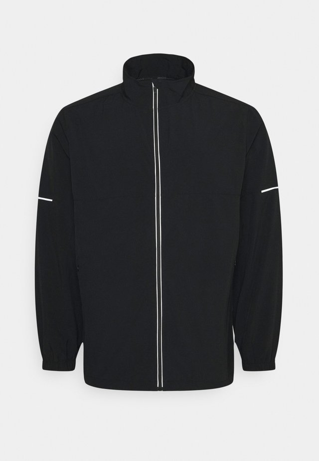 ACTIVE REFLECTIVE LIGHTWEIGHT JACKET - Summer jacket - black