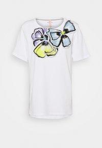 Marc Cain - Print T-shirt - water - 0