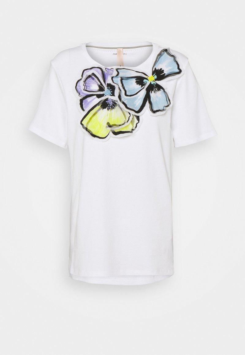 Marc Cain - Print T-shirt - water