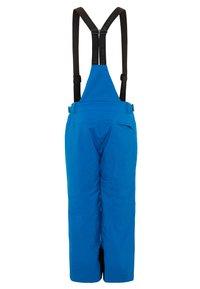 Killtec - GAUROR UNISEX - Zimní kalhoty - neon blue - 1
