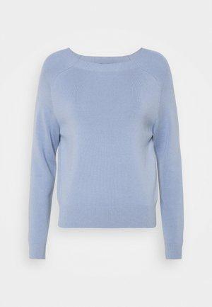 TECA - Svetr - light blue