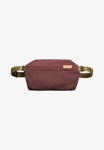 SLING - Bum bag - red earth