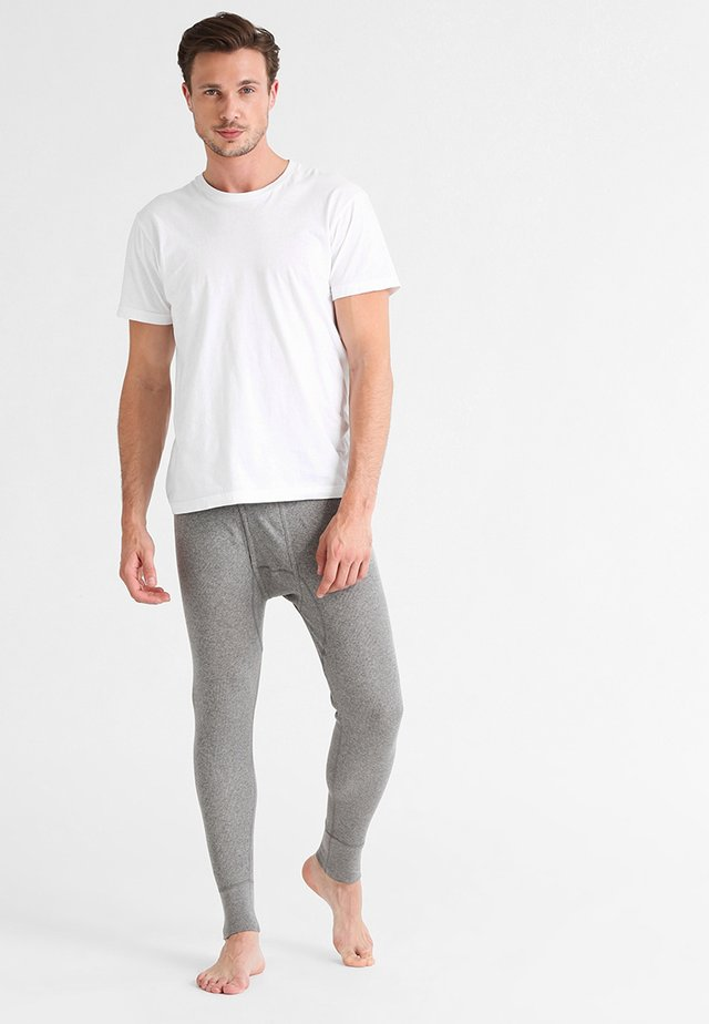 CITYLINE - Base layer - grey melange