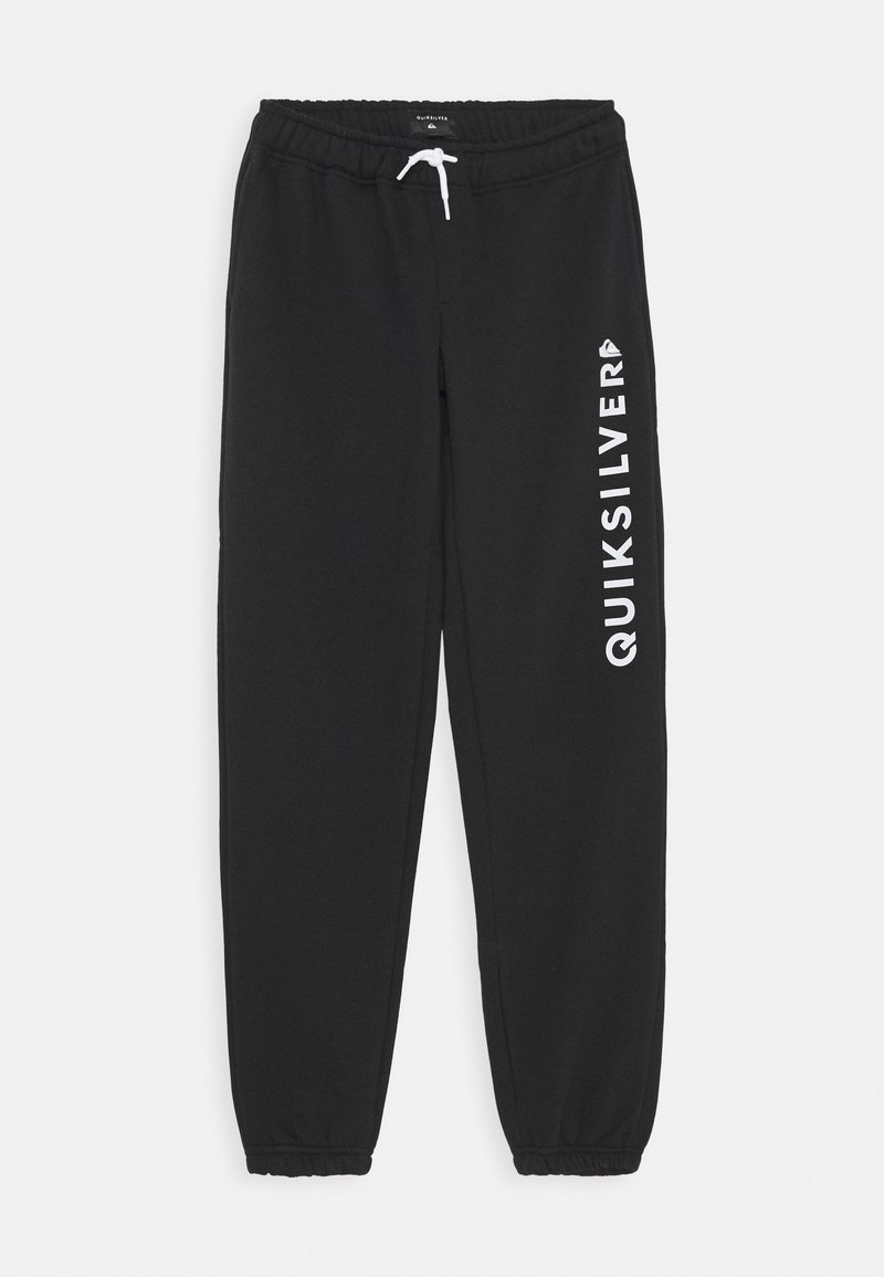 Quiksilver - TRACK SCREEN YOUTH - Tracksuit bottoms - black
