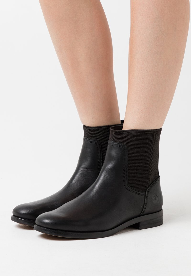 Timberland - SOMERS FALLS CHELSEA - Bottines - black