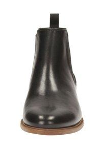 Clarks - TAYLOR SHINE - Korte laarzen - black - 2