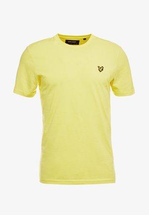 T-shirt - bas - buttercup yellow