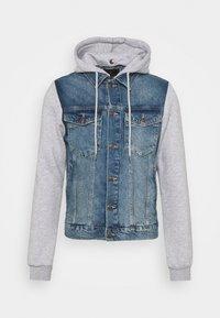 SIKSILK - JACKET - Denim jacket - blue denim - 3