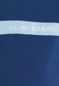 J.LINDEBERG - SEASONAL JANICE MID LAYER - Zip-up hoodie - midnight blue - 6