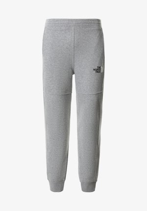 Tracksuit bottoms - tnf light grey heather