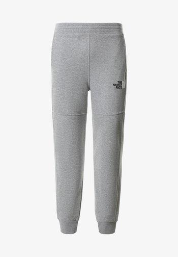 Træningsbukser - tnf light grey heather