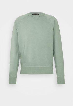 ORGANIC DYE TERRY - Sweatshirt - eucalyptas