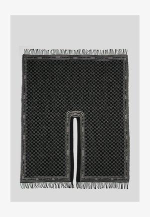 Scarf -  black/gray