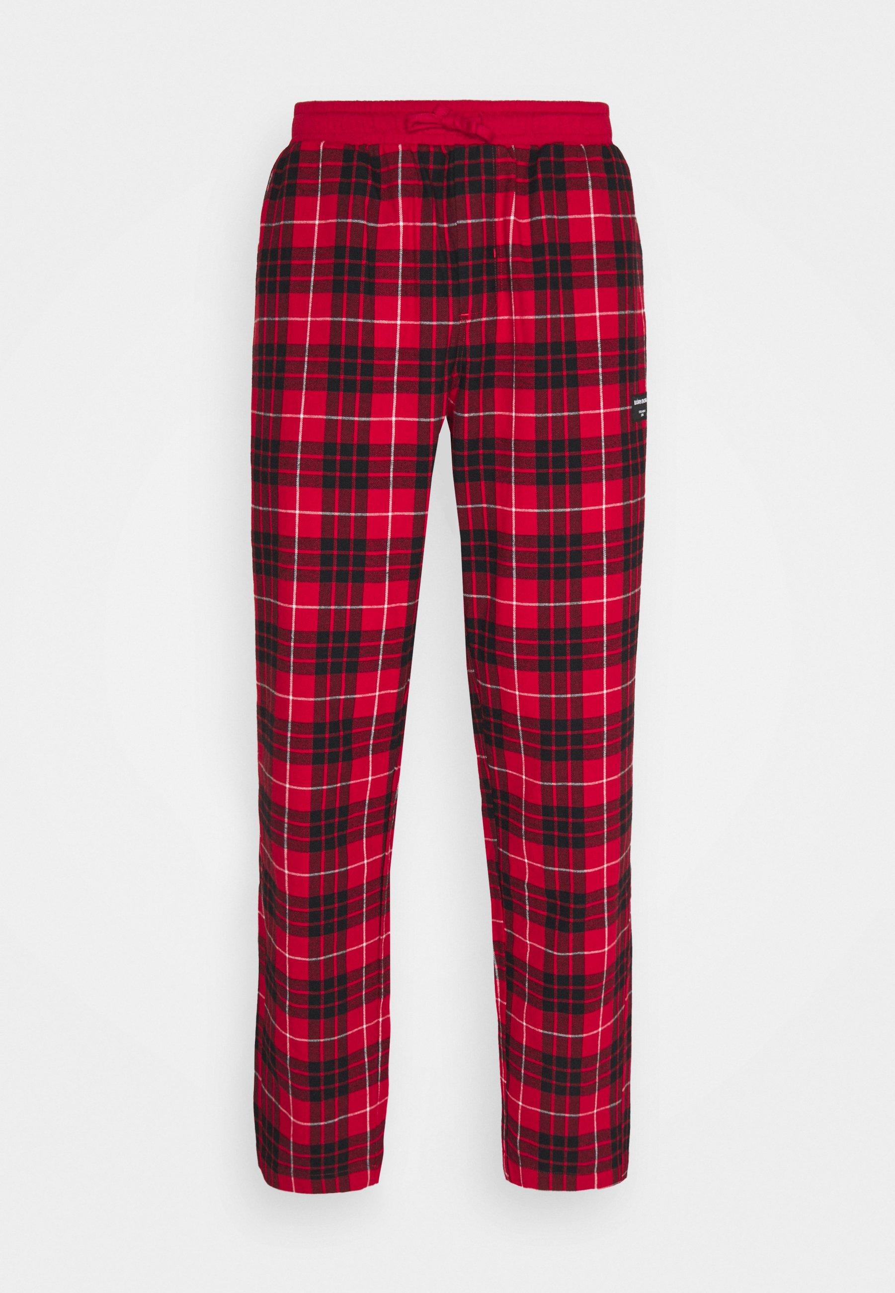 Homme BIG CHECK PYJAMA PANT PERCY - Bas de pyjama