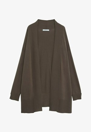 LISA - Cardigan - khaki
