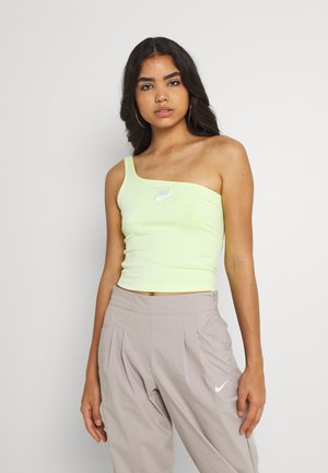 AIR TANK  - Top - lime ice/white