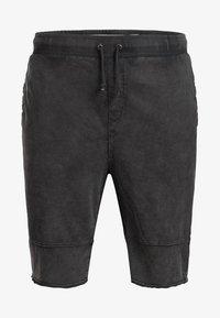 INDICODE JEANS - Denim shorts - Black - 5