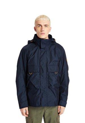 FIELD TRIP - Waterproof jacket - dark sapphire