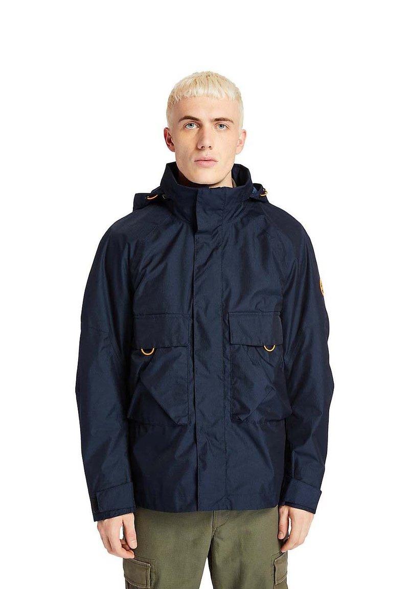 Timberland - FIELD TRIP - Waterproof jacket - dark sapphire