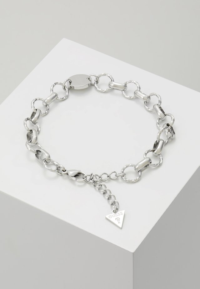 CHAIN REACTION - Bracciale - silver-coloured
