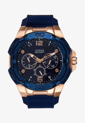SPORT - Chronograaf - blue/rose