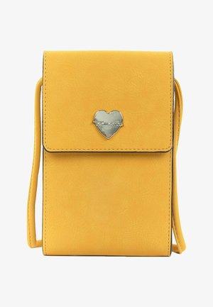 DAPHNE - Across body bag - yellow