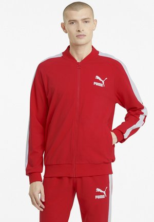 ICONIC T7 - Trainingsjacke - red