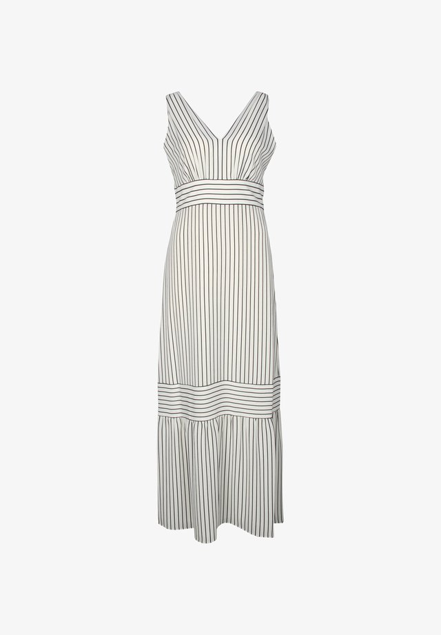 LAUREN RALPH LAUREN DAMEN MAXIKLEID - Maxi dress - offwhite (20)